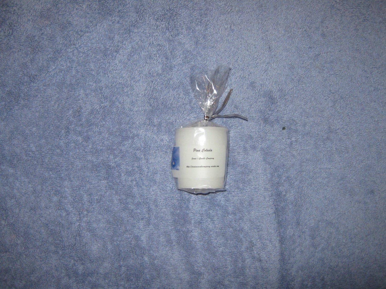 Vanilla Rum Cake Votive Candle