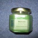 Fresh Cut Grass Scented 12 Ounce Hexagon Jar Candle