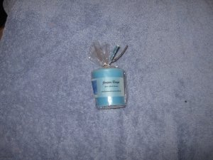 Juniper Breeze Scented Votive Candle