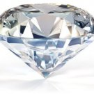 Round Diamond 1.00 Carat D Color FL Clarity Ideal Cut Excellent Polish GIA Verifiable Report