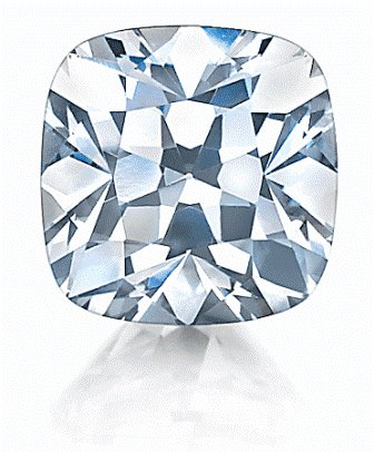 Cushion Diamond 1 Carat D Color IF Clarity Very Good Cut Excellent Polish GIA Verifiable Report