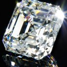 Radiant Diamond 1 Carat D Color IF Clarity Very Good Cut Excellent Polish GIA Verifiable Report