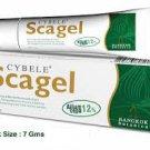 SCAGEL Scar gel reduce post surgery keloid stretch marks acne burns scars