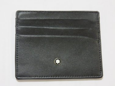MB Leather Card Holder 06CC
