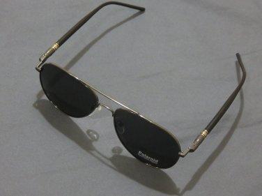MB Polarized Sunglasses - Black