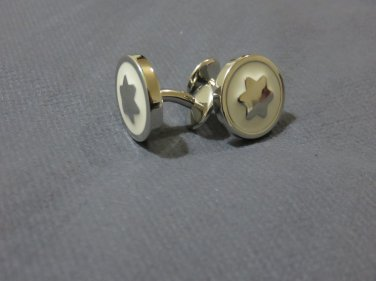 MB Star Cufflink with Gift Box