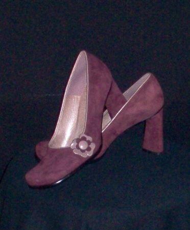 Ladies Nine West Shoes Mod Flower Power 6M