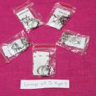 Metal Wire Puzzles Set of 5, Group T4