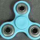 Blue Tri-Spinner Fidget Gadget for Focus, ADHD, and Fun