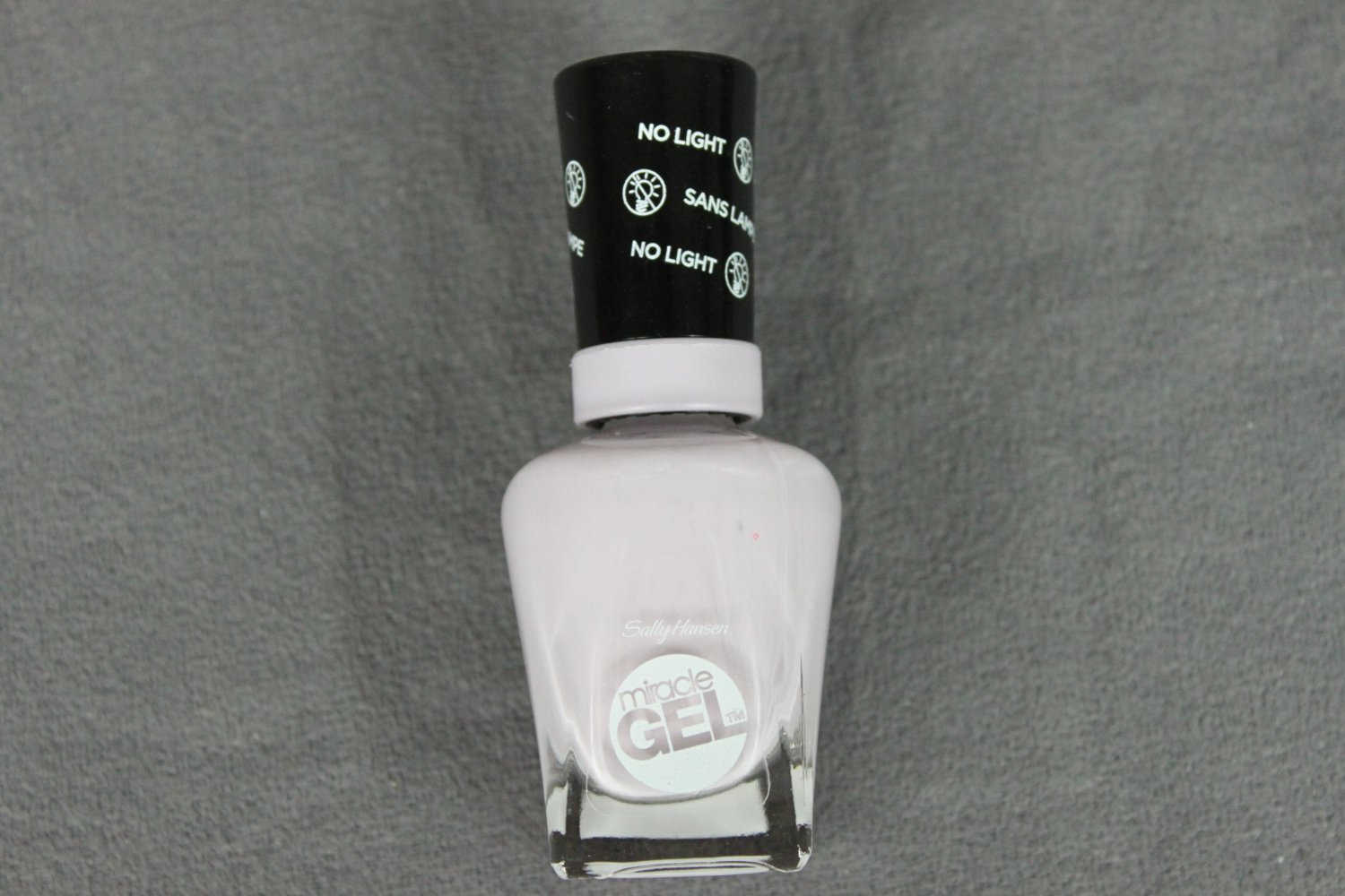 Sally Hansen Miracle Gel Nail Polish ALL CHALKED UP No Light Required