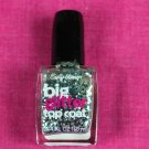 Sally Hansen Big Glitter Top Coat BLUE MOONLIGHT Nail Polish #120