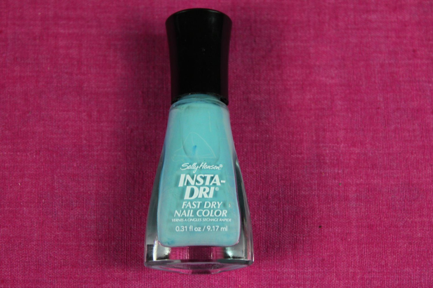 Sally Hansen Insta-Dri #425 BLUE-AWAY Nail Polish