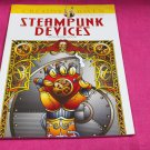 Creative Haven Steampunk Devices Dover Adult Coloring Book