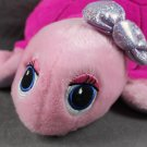 Pink Sea Turtle Plush Stuffed Animal