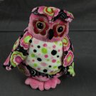 Douglas Cuddle Toy Owl Plush Stuffed Animal