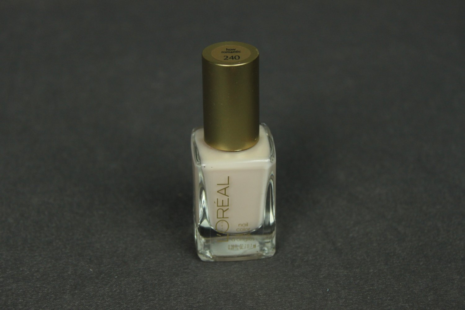 Loreal HOW ROMANTIC Nail Polish #240