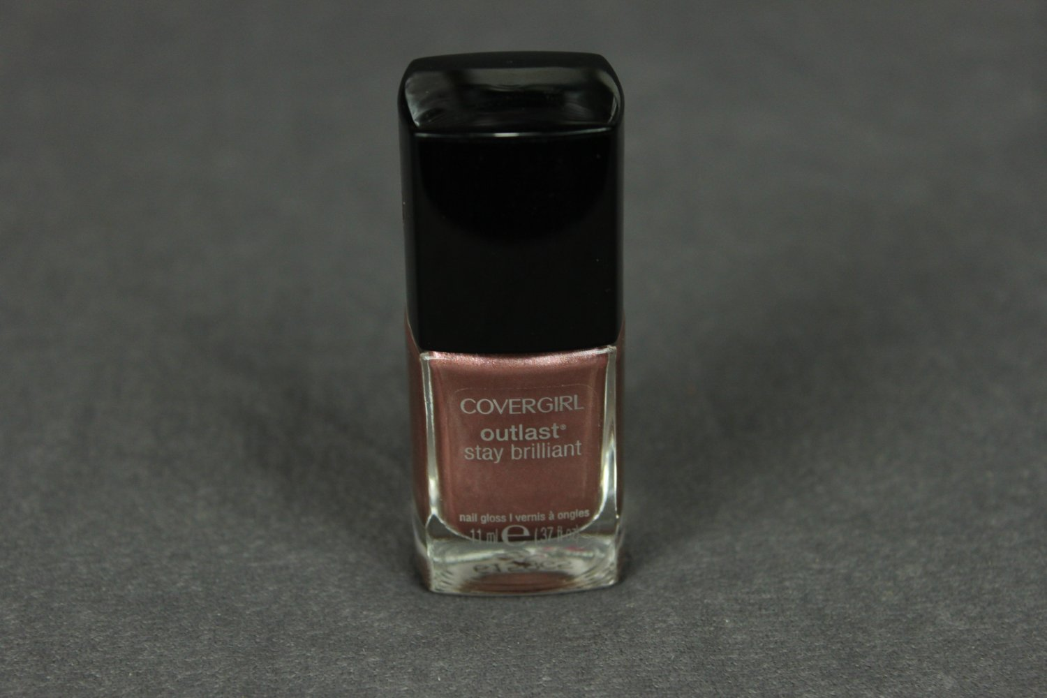 CoverGirl Nail Polish Outlast Stay Brilliant BEING BLONDE Nail Gloss