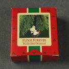 Fudge Forever Hallmark Ornament