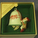 Elfin Artist Hallmark Ornament 1984 Box Damaged