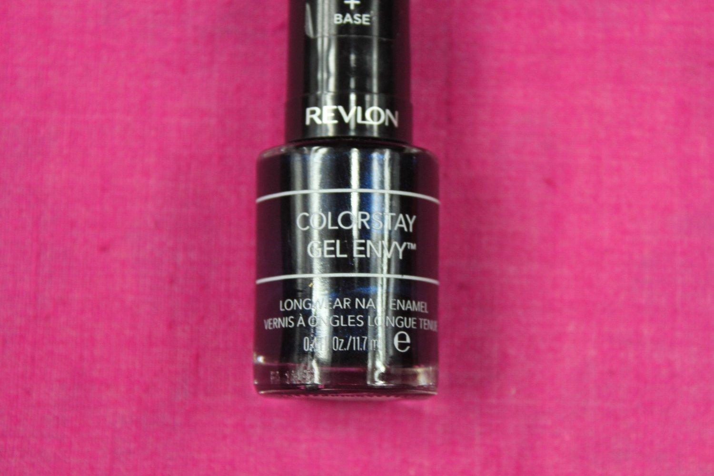 Revlon Colorstay Gel Envy Nail Enamel #520 BLACKJACK Nail Polish