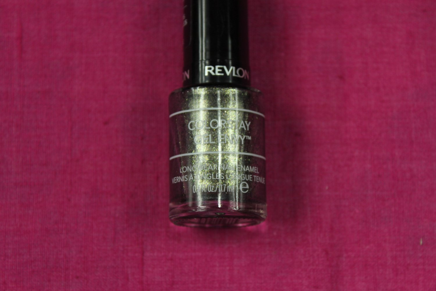 Revlon Colorstay Gel Envy Nail Enamel #515 SMOKE AND MIRRORS Nail Polish