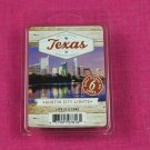 Scentsationals Austin City Lights Wax Melt Cubes Special Texas Edition