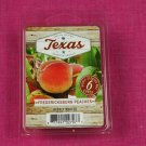 Scentsationals Fredericksburg Peaches Wax Melt Cubes Special Texas Edition