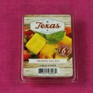Scentsationals Mango Salsa Wax Melt Cubes Special Texas Edition