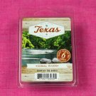 Scentsationals Comal River Wax Melt Cubes Special Texas Edition