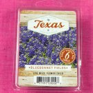 Scentsationals Bluebonnet Fields Wax Melt Cubes Special Texas Edition