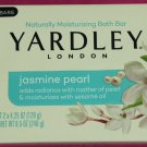 Yardley of London Soap Jasmine Pearl 8 Pack