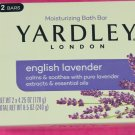 Yardley of London Soap English Lavender 8 Pack