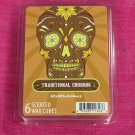 Scentsationals Traditional Churros Wax Melt Cubes Special Day of the Dead Edition