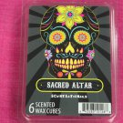 Scentsationals Sacred Altar Wax Melt Cubes Special Day of the Dead Edition