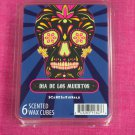 Scentsationals Dia De Los Muertos Wax Melt Cubes Special Day of the Dead Edition