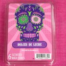 Scentsationals Dulces De Leche Wax Melt Cubes Special Day of the Dead Edition