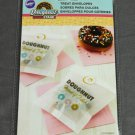 Wilton Doughnut Stand Treat Envelopes