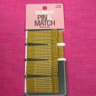 Conair Blonde Pin and Match Bobby Pins