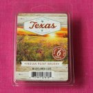 Scentsationals Indian Paint Brush Wax Melt Cubes Special Texas Edition