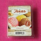 Scentsationals Conchas Wax Melt Cubes Special Texas Edition