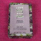 Love Beauty and Planet Relaxing Rain Argan Oil and Lavender Bar Soap 7oz