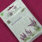 Fresh Scents Sachet Lavender with Essential Oils Pack of 3
