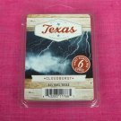 Scentsationals Cloudburst Wax Melt Cubes Special Texas Edition