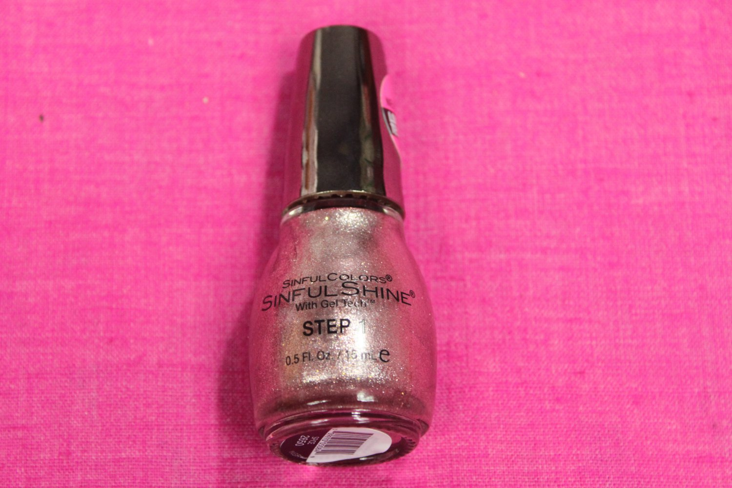 Sinful Colors Sinful Shine with Gel Tech Nail Polish #2650 SPICE