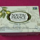 South of France French Milled Oval Bar Soap Lemon Verbena 6oz (170g)