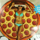 Giant Beach Blanket Towel Pizza