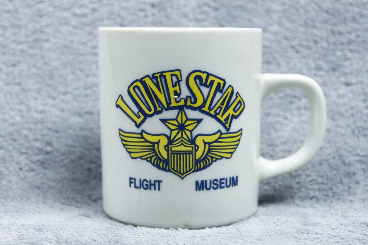 Lone Star Flight Museum Mug