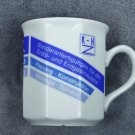 European Advertising Mug Octagonal Zelder Unusual
