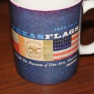 Flags of Texas Museum of Fine Arts Houston MFAH Member's Mug
