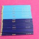 Crayola Single Color Pencils Set of 24 Blues